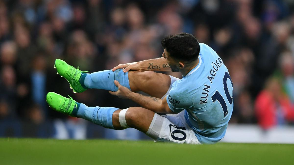 Surgery for Manchester City star Aguero
