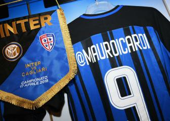 Inter's clash with Cagliari given social media twist