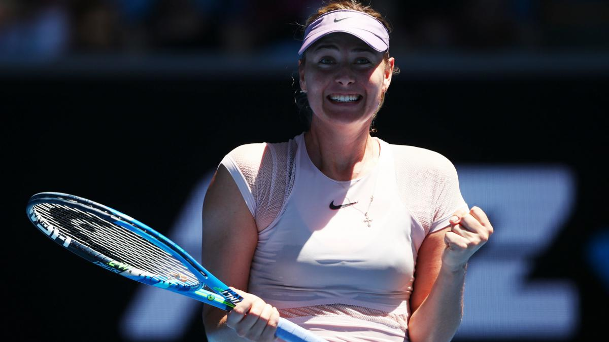 Sharapova signs up for Silicon Valley Classic