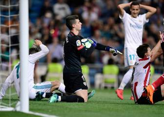 Kepa gets his revenge on Zidane