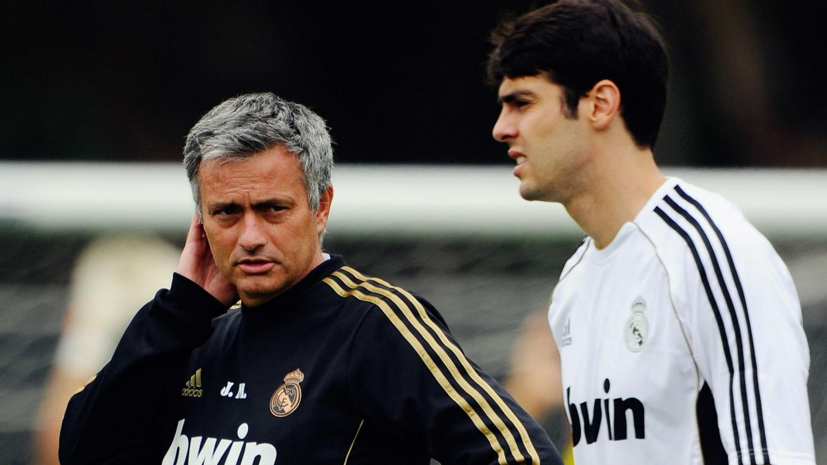 Kaka opens up on 'respectful but complicated' Mourinho relationship