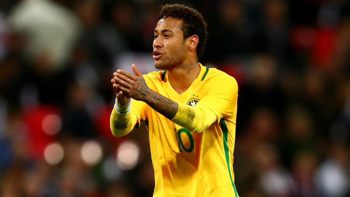 Neymar will be a World Cup great, says Serginho