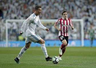 Late Cristiano flick secures point for Real Madrid