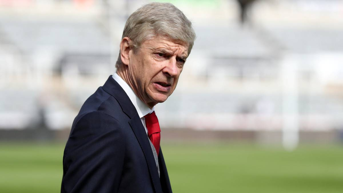 Arsene Wenger confirms he will leave Arsenal and Twitter reacts