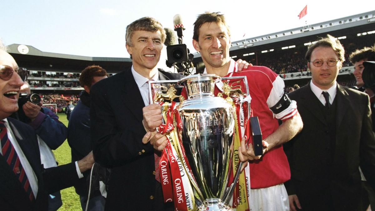Arsene Wenger: The Arsenal manager's best moments