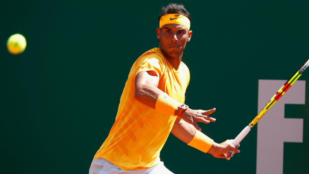 Majestic Nadal hammers Thiem in Monte Carlo