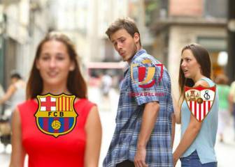Sevilla-Barcelona: the best memes of the Copa del Rey final