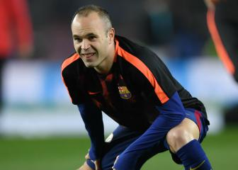 Chongqing sponsor 'positive' over Iniesta deal