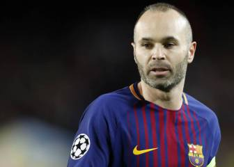 Iniesta eyes 31st Barça trophy in Copa del Rey final
