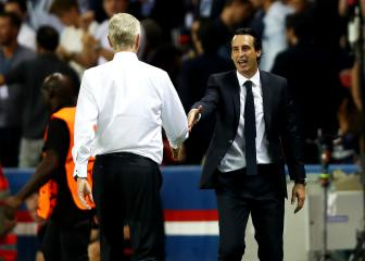 Wenger could coach Paris Saint-Germain, says Emery