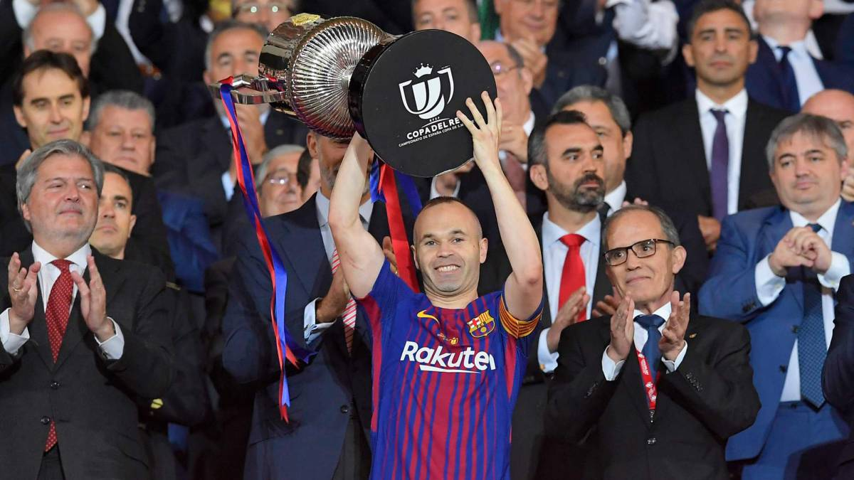 Sevilla 0-5 Barcelona: Spanish Copa del Rey final goals, result