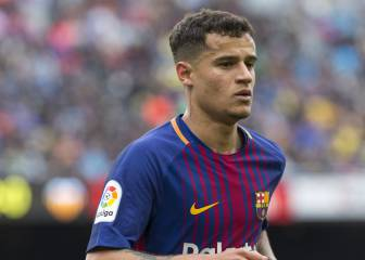 Copa del Rey final team news: Coutinho starts for Barcelona
