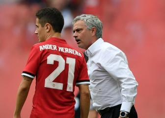 United about winning titles and playing finals, says happy Herrera