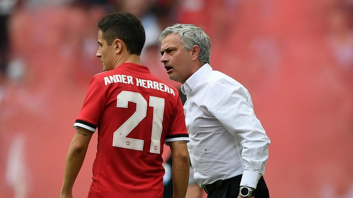 United are about winning titles and playing finals, says happy Herrera