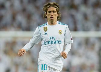 Modric open to Ibrahimovic union in MLS