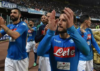 Napoli refusing to give up on Scudetto dream