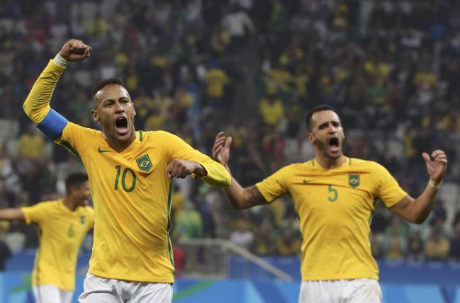 Neymar could be seen as best in world...if he joins Madrid, says Rivaldo.