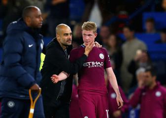 There was no player better than De Bruyne - Guardiola backs City man for PFA award