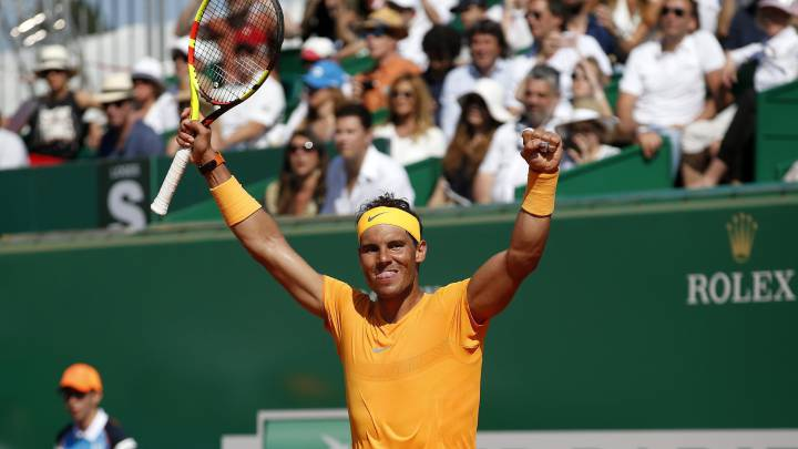 Nadal clinches record-extending 11th Monte Carlo title