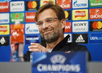 Champions League: Klopp press conference live