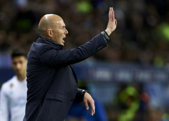 Zidane takes entire Real Madrid squad to Munich