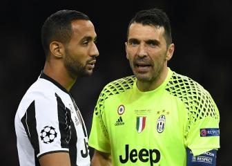 Buffon slams reports of breakdown in Benatia relationship