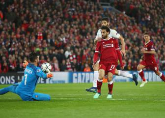 Roma salvage hope from Salah masterclass