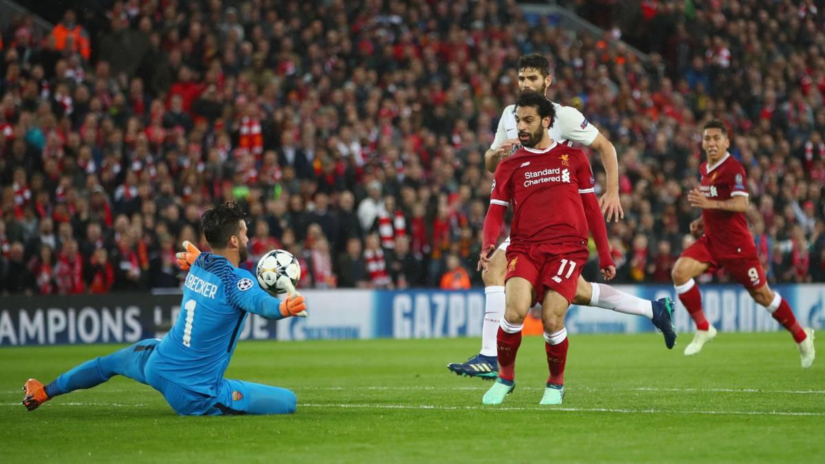 Liverpool 5-2 Roma Champions League 2018  goals 0e1915b47d
