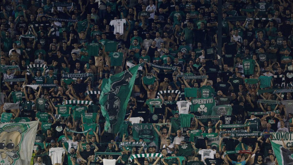 Panathinaikos banned from Europe for three seasons - UEFA