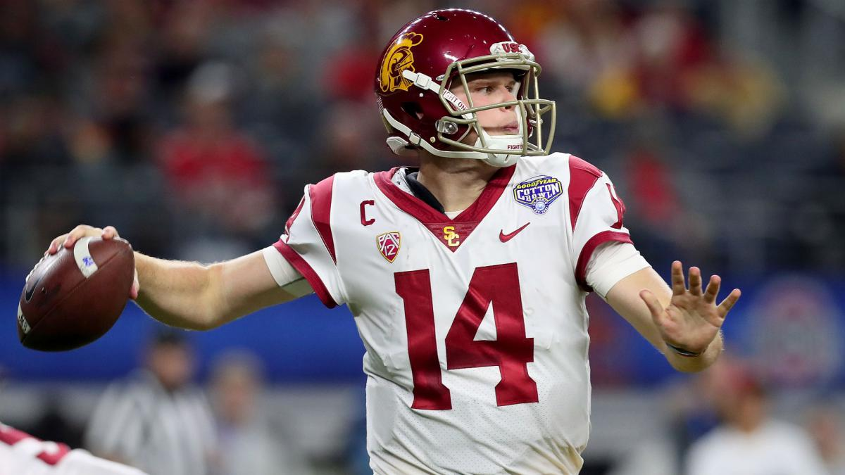 Six first-round quarterbacks & two top-10 trades - 2018 NFL Mock Draft