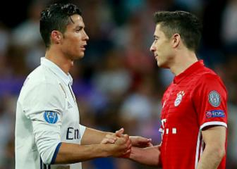 Heavyweights Cristiano and Lewandowski go head to head – Opta Champions League