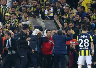 Postponed Istanbul derby to be resumed from 57th minute on May 3