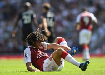 Egyptian midfielder Mohamed Elneny may be fit for World Cup