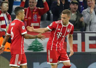 Kimmich: Bayern should have beaten Madrid 7-2