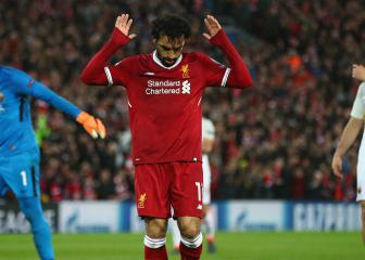 Fabregas doubts Salah will leave Liverpool