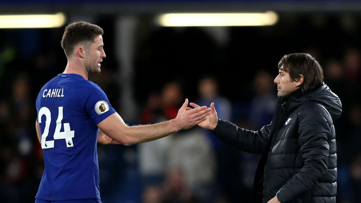 Conte backs Cahill for England World Cup spot