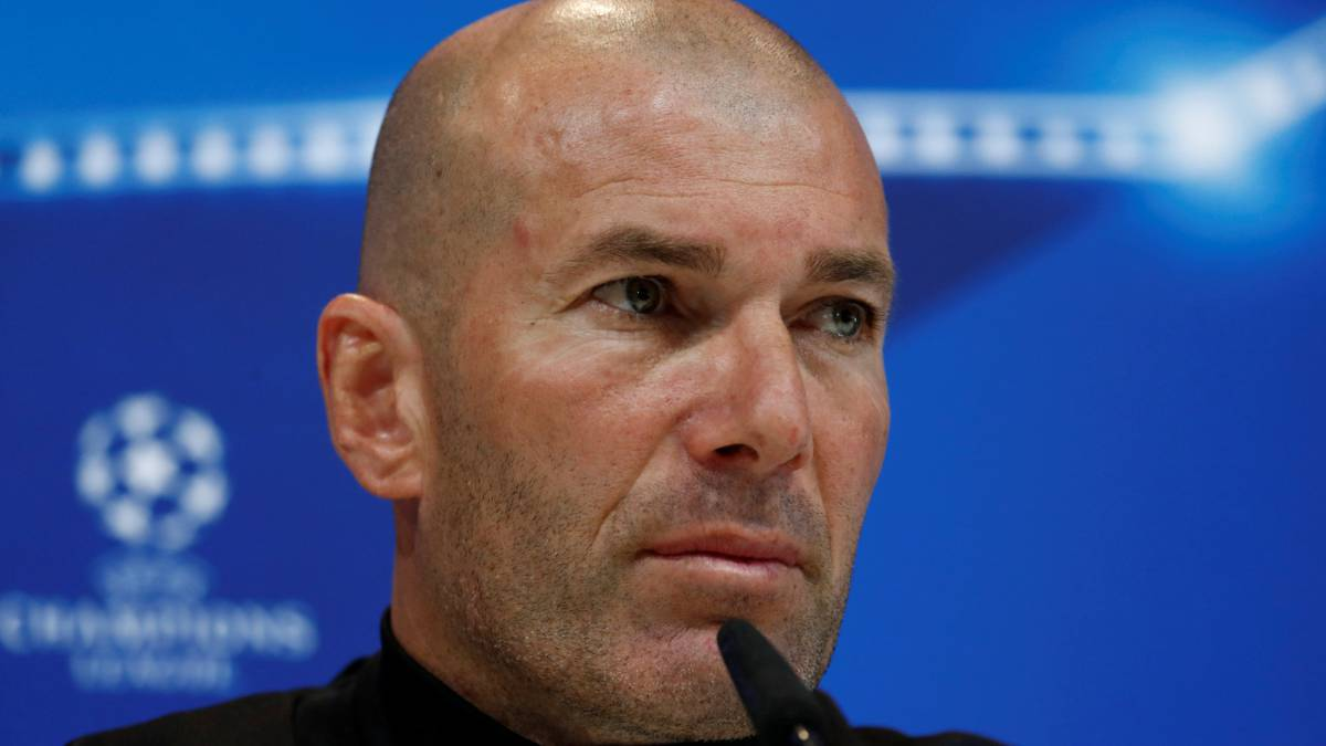 Real Madrid won't sit back against Bayern, says Zidane