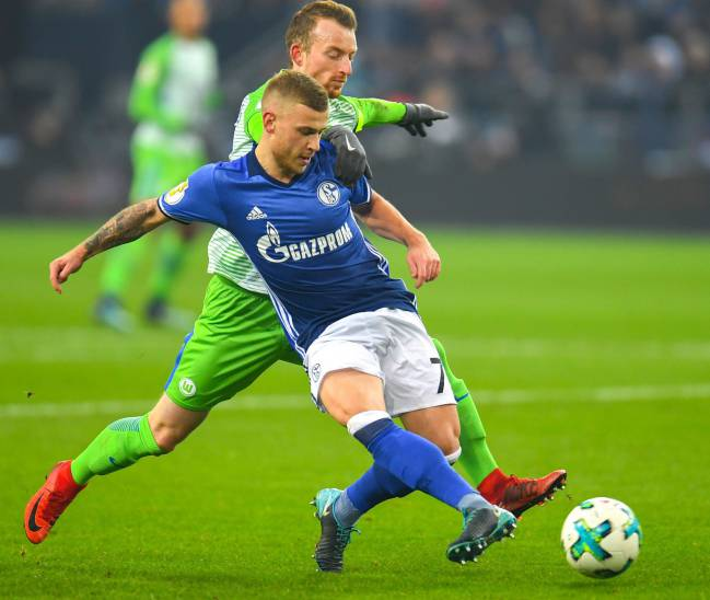 Schalke Say Max Meyer Future Ends Now After Bullying Claim As Com