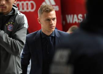 Kimmich and Süle confident despite absence of Robben, Boateng