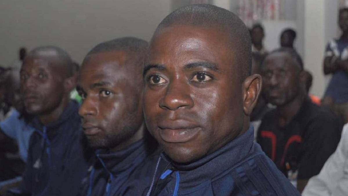 CAF bans Nigerian referee Joseph Ogabor for one year over attempted match manipulation