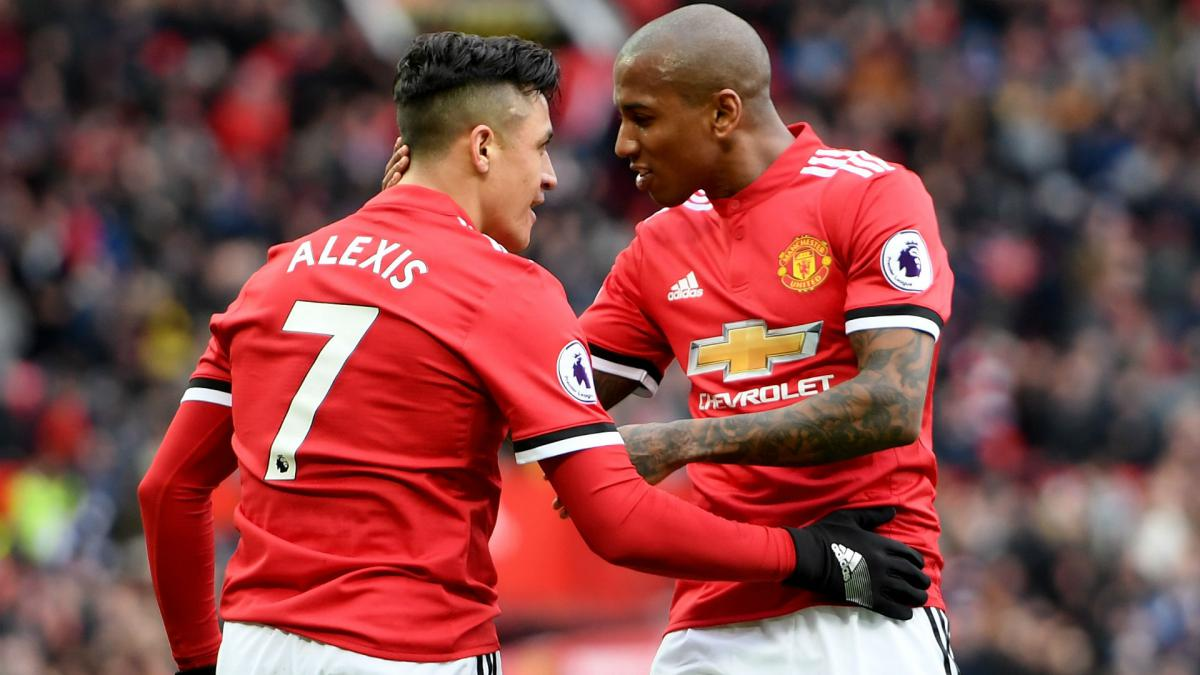 Man United's big six record has laid down a marker –Young