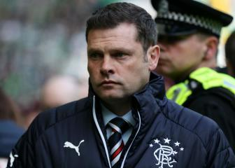 Rangers dismiss Murty, paving the way for Steven Gerrard
