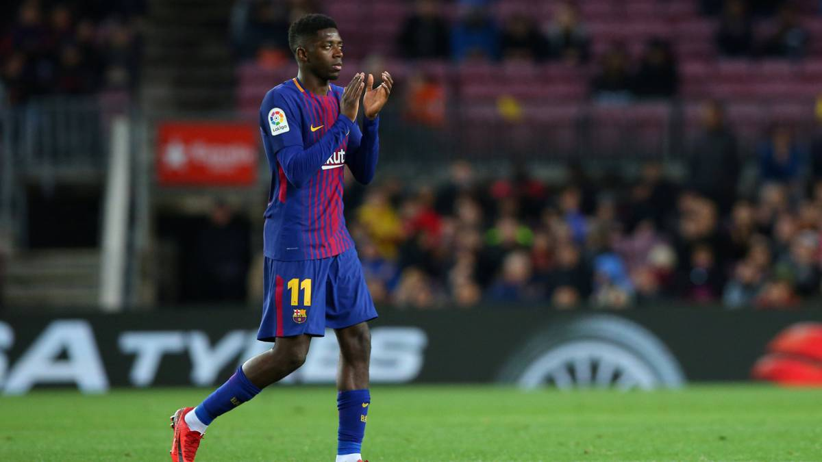 Barça mulling including Dembélé in offer for Antoine Griezmann