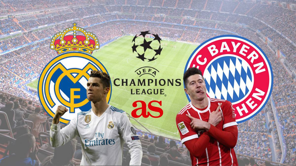 madrid bayern livestream