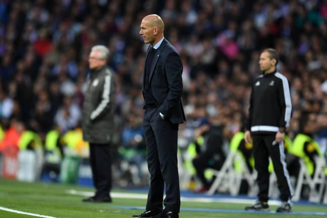 Zidane khen 2 cầu thủ sau khi lọt vào chung kết C1