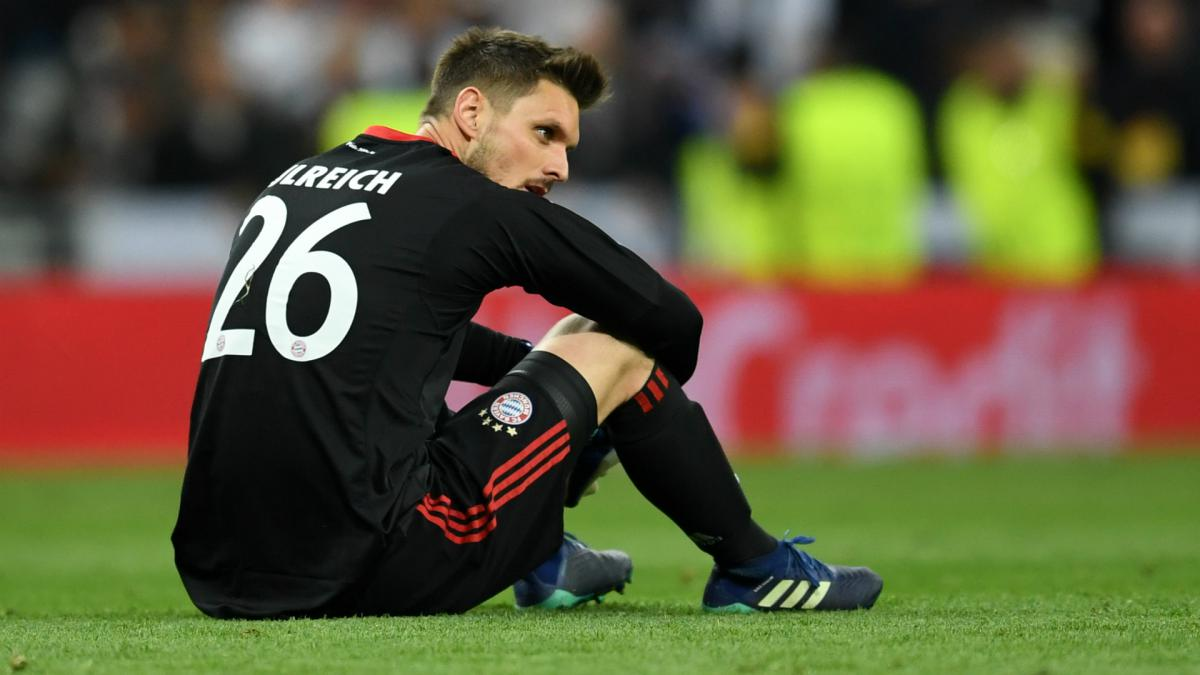 James: Ulreich shouldn't be blamed for Champions League exit