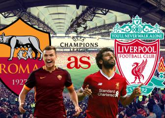Roma - Liverpool: latest updates
