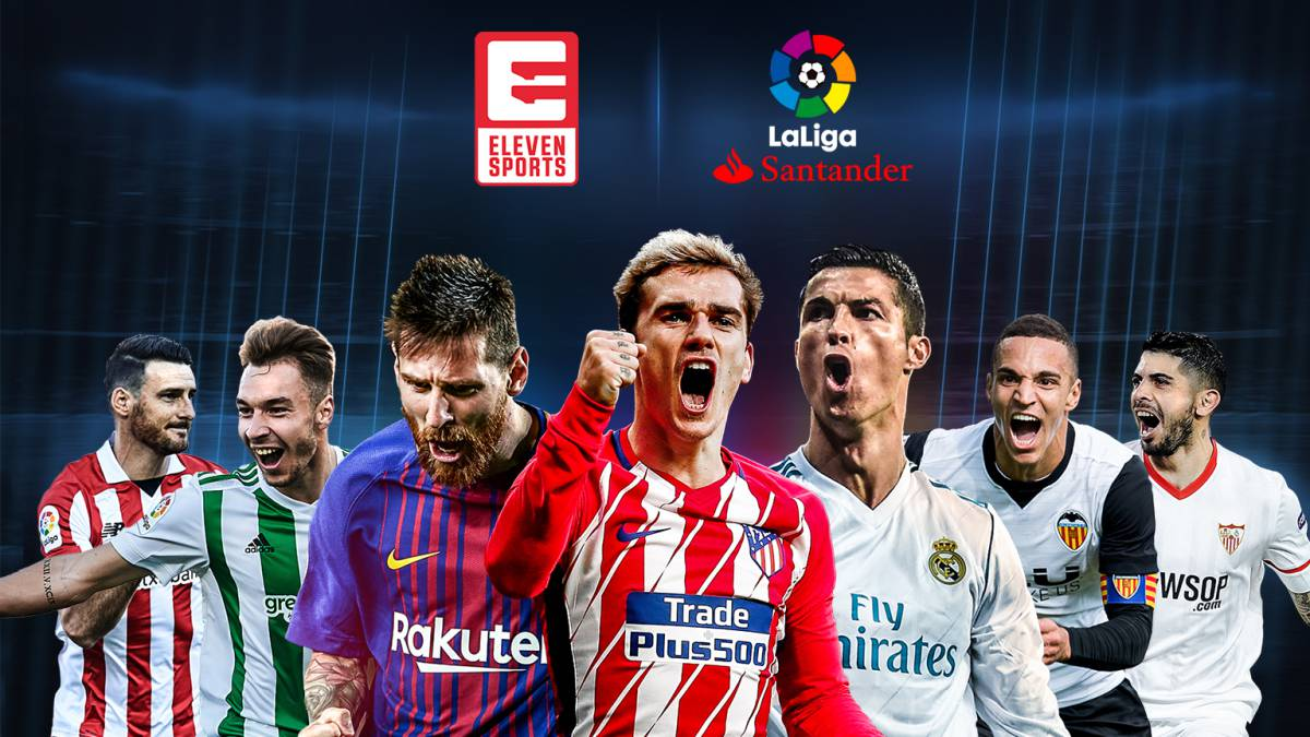 Eleven Sports win battle for LaLiga rights in UK and Ireland