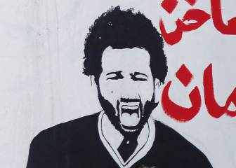 Mohamed Salah 'everywhere' in Egypt