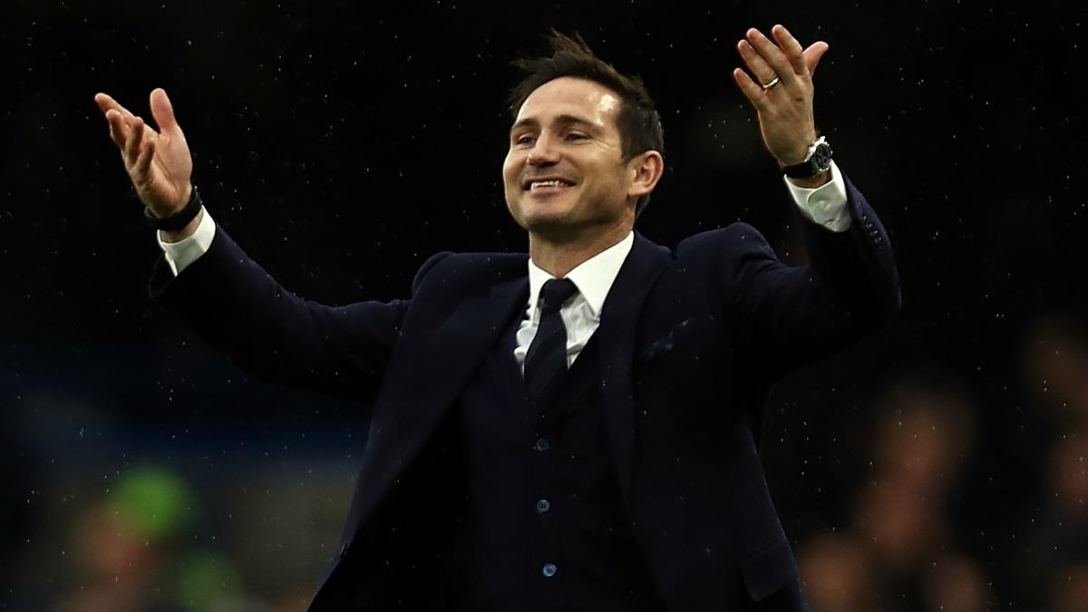Lampard says he's ready for management